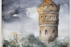 Gamla vattentornet i Sala