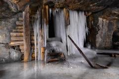 Den isigaste trappan man kan tänka sig