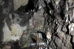 Då var det en fantastisk gruva att utforska, nu vattenfylld