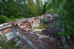 Gruvruiner i de svenska skogarna