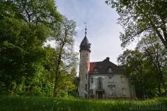 Palats med torn