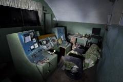 Det underjordiska kontrollrummet