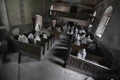 Samling i kyrkan