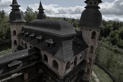 Slottet som aldrig blev färdigt